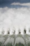 Water Energy, Dam Spillway Stock Images