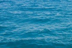 Water everywhere. Stock Image