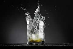 Water explosion (2) Stock Photography
