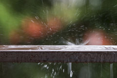 Water explosion Royalty Free Stock Images