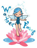 Water Fairy Royalty Free Stock Photos