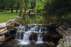 Free Water Fall Royalty Free Stock Photos - 101595988
