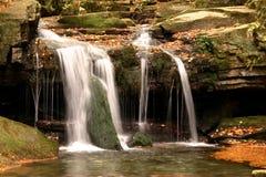 Water-fall Royalty Free Stock Photos