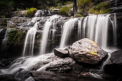 Water fall Royalty Free Stock Photos