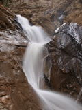 Water Fall. Color image of a cascading water fall Stock Photography