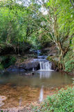 Water fall. In the forset Royalty Free Stock Photography