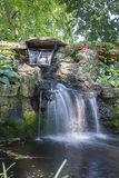 Water-fall  garden Stock Photography