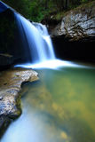 Water fall. Huailuang waterfall of Thailand Stock Images