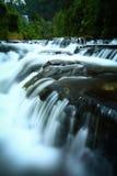 Water fall. Huailuang waterfall of Thailand Royalty Free Stock Image