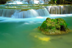 Water fall inThailand Royalty Free Stock Photo
