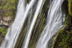 Water fall Royalty Free Stock Photo
