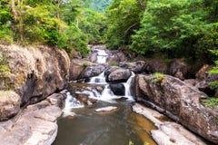 Water fall nang rong (thailand) Royalty Free Stock Image
