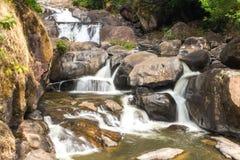 Water fall nang rong (thailand) Royalty Free Stock Photo