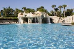 Water Fall in Pool