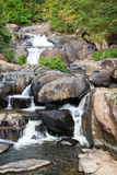 Water fall at Taplan Nation in Thailand. Stock Images