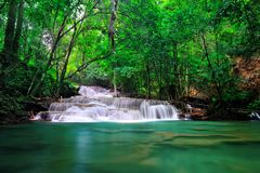 Water fall in Thailand Stock Photography