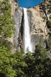 Water fall Yosemite Stock Photo