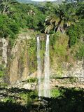 Chamarel waterfall Royalty Free Stock Images
