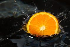Free Water Falling Orange Stock Photos - 31105293