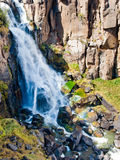 Water falls Stock Photo