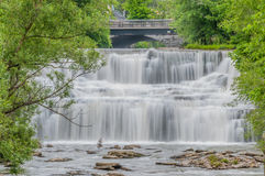 Water Falls Royalty Free Stock Images