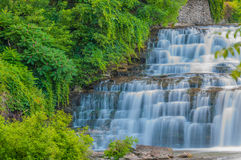 Water Falls Stock Photography