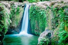 Water Falls. Hidden water falls Stock Photos