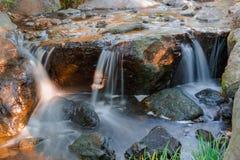 Water falls. Stock Image