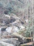 Water falls Royalty Free Stock Photo