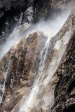 Water falls in Yosemite Royalty Free Stock Photography