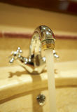 Water faucet Royalty Free Stock Image