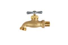 Water Faucet Royalty Free Stock Photos