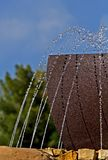 Water Feature #01 Royalty Free Stock Photos