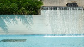 Water feature stock footage