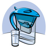 Water filter Stock Photos