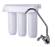 Water filter Stock Photos