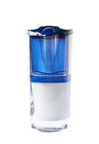 Water filter pitcher isolated Royalty Free Stock Photo