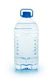 Water in fles Royalty-vrije Stock Afbeeldingen