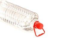 Water in fles Royalty-vrije Stock Foto's