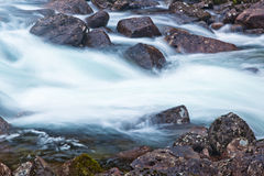 Water flow Stock Photography