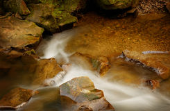 Water flow Royalty Free Stock Photos