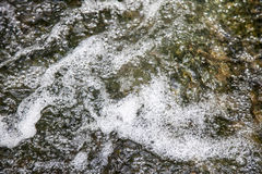 Water flow background Stock Photography