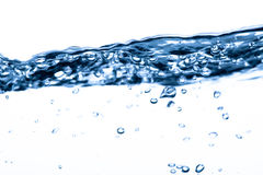 Water flow Royalty Free Stock Image