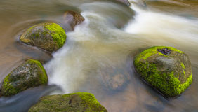 Water flow Royalty Free Stock Photography