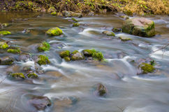 Water flow Royalty Free Stock Photo