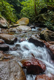The water flow Royalty Free Stock Photos