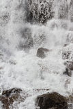 Water flowing Stock Image