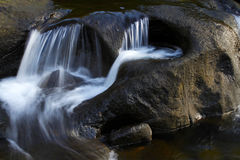 Water flowing Royalty Free Stock Photos