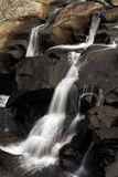 Water flowing Royalty Free Stock Photo