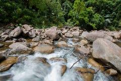 Water Flows Royalty Free Stock Photos